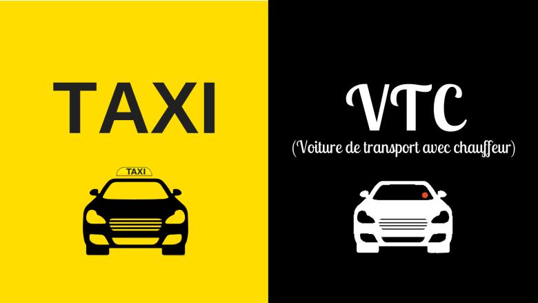 Taxi ou VTC