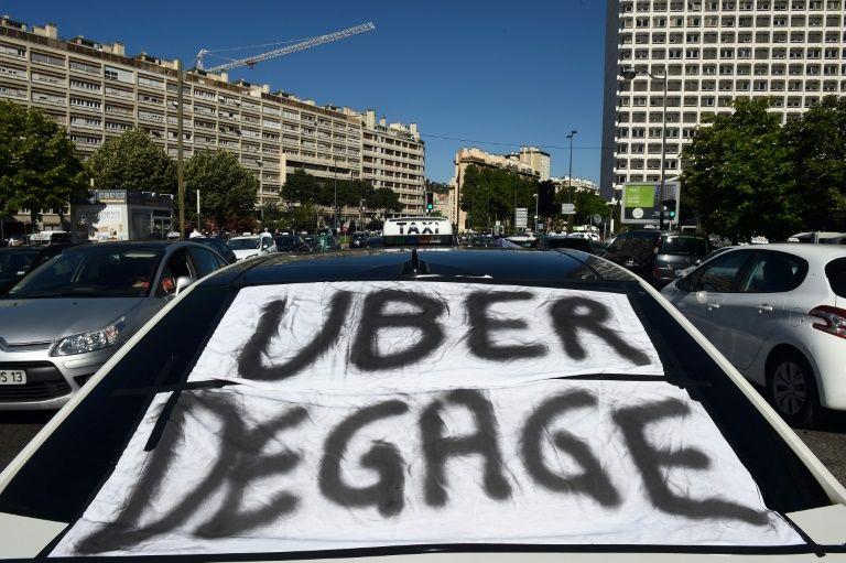 VTC Contre Uber