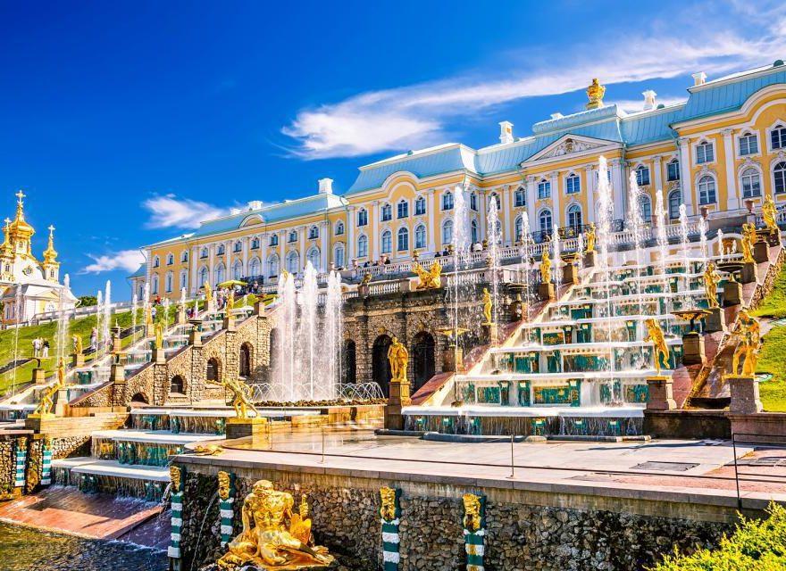 Voyagez en Russie