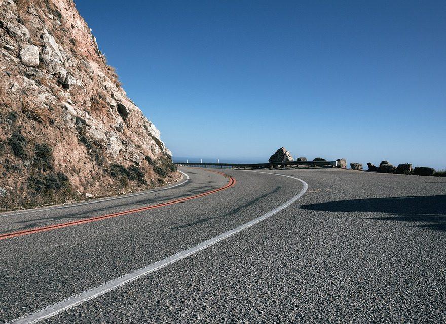 Premier road trop en Suède