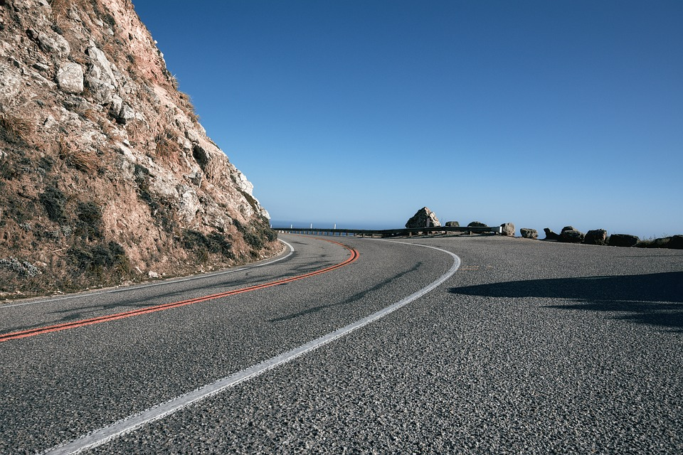 Premier road trip en Suède